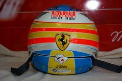 Casque Alonso